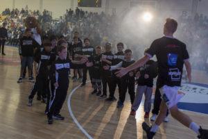 Pro A  - Spieltag 20 - HEBEISEN WHITE WINGS Hanau vs Uni Baskets Paderborn @ Main-Kinzig-Halle