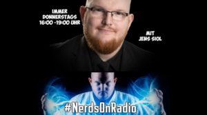 #NerdsOnRadio @ RADIO MKW Studio Gründau