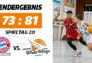 Gameplan ging auf: White Wings entführen 2 Punkte aus München