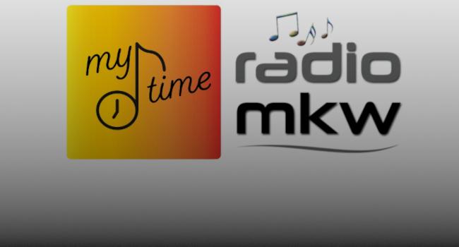 Heute um 19:00 Uhr ist wieder 'my time @ Radio MKW'
