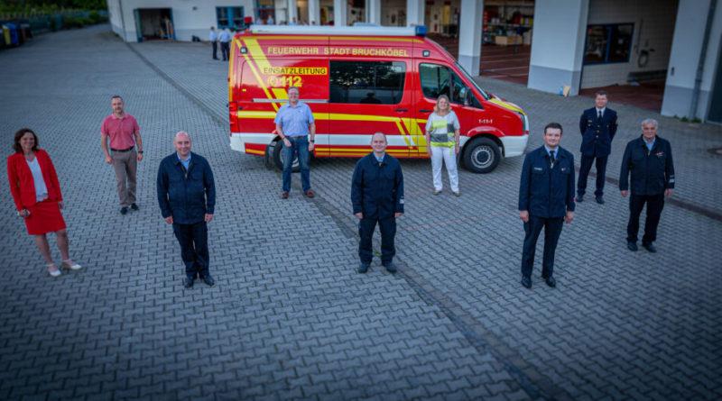 Jahreshauptversammlung der Feuerwehr der Stadt Bruchköbel