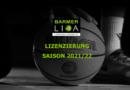 Positive Rückmeldung von der Ligazentrale aus Köln! Lizenzerteilung für Saison 2021/2022 liegt vor.